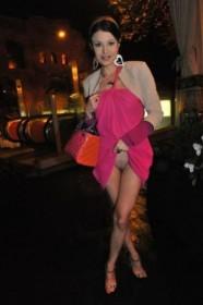 Sara Tommasi Without Underwear Photo