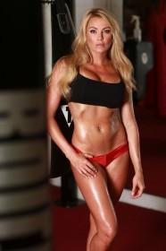 Sexy Amber Nichole Miller