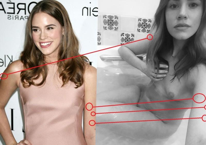 Sexy Christa B. Allen Nude