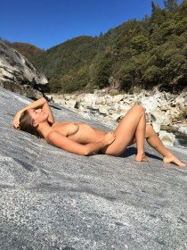 Sexy Lucy Aragon Nude