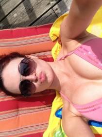 Maria Kanellis Selfie Leaked