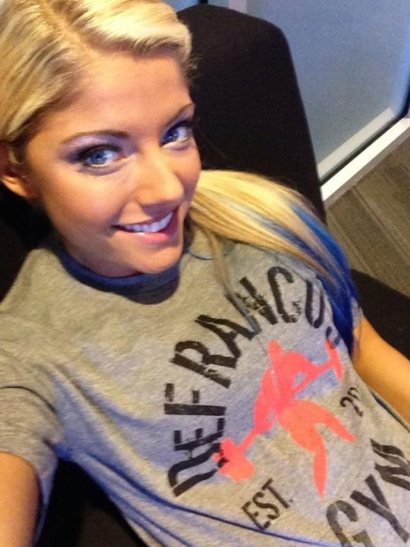 Alexa Bliss Leaked Photo