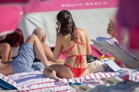 Alexandra Rodriguez in bikini photos