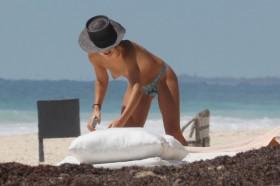 Ashley Hart Topless Pic