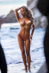 Brittney Palmer Hot Pics
