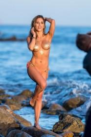 Brittney Palmer Topless