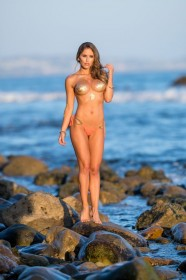 Brittney Palmer Topless Hot pics