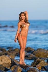 Brittney Palmer Topless Photo