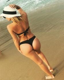 Chanel West Coast Sexy Ass Photo