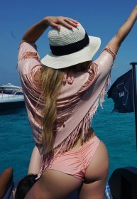 Chanel West Coast Sexy Ass Pic