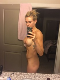 Charlotte Flair Nude Photo
