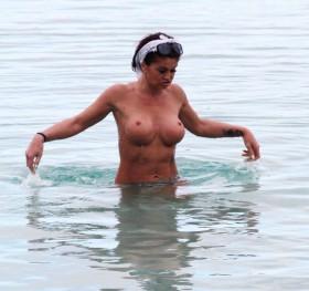 Danniella Westbrook Tits