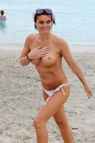 Danniella Westbrook Topless Hot Pics
