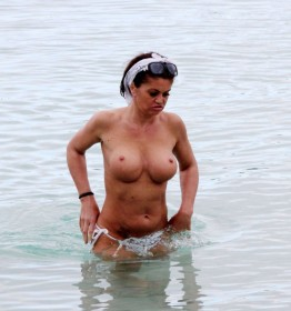 Danniella Westbrook Topless Photo