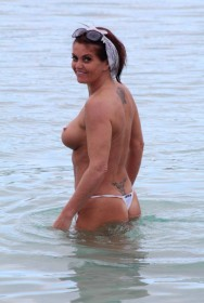 Danniella Westbrook Topless Pics
