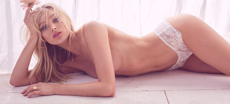 Elsa Hosk Sexy and Topless (8 Photos)