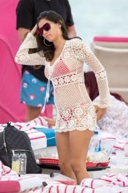 Hot Alexandra Rodriguez Paparazzi