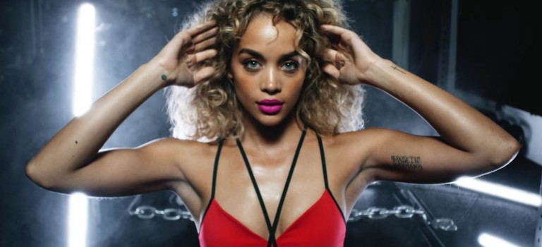 Jasmine Sanders – LOVE Advent 2017 Day 14