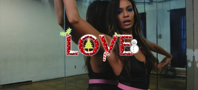 Joan Smalls – LOVE Advent 2017 Day 27