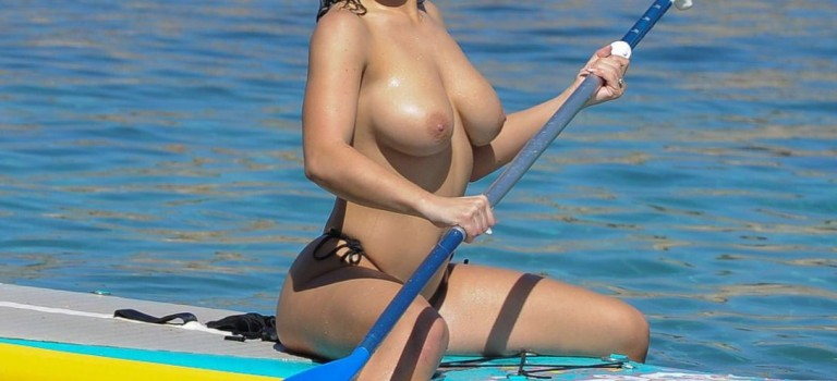Katie Salmon Topless (12 Photos)