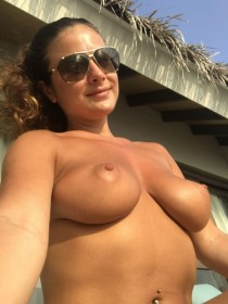Kelly Hall Tits