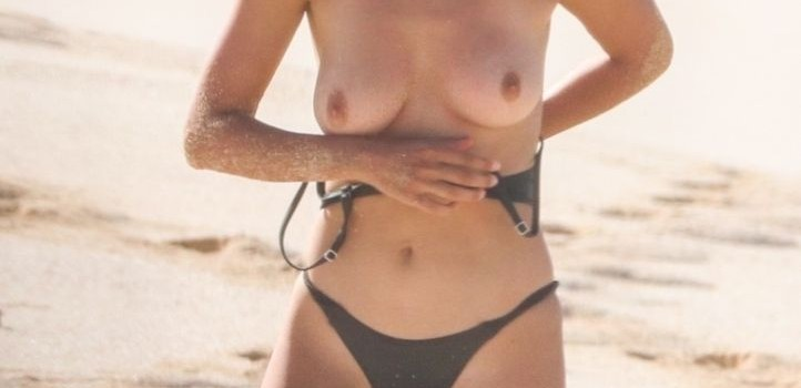 Addison timlin leaked nude pics and doggy style sextape 9