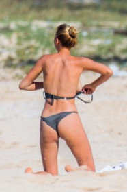 Kelly Rohrbach Topless Photo