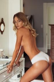 Megan Samperi Topless