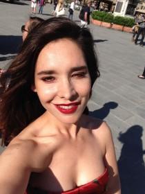 Sandra Ahrabian Leaked Selfies