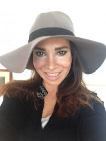 Sandra Ahrabian Private Photo