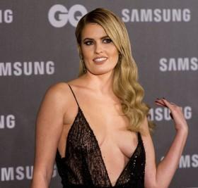Sexy Adriana Abenia Nip Slip