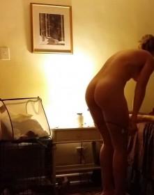 Sexy Deborah Ann Woll Leaked
