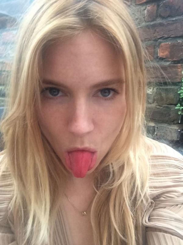 Sienna Miller Leaked