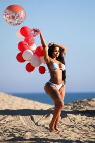 Blac Chyna in bikini pic