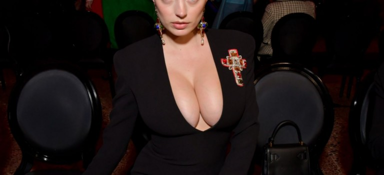 Caroline Vreeland Cleavage (6 Photos)
