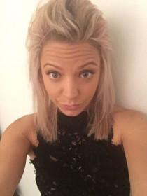 Claire Hutchings Leaked Selfie