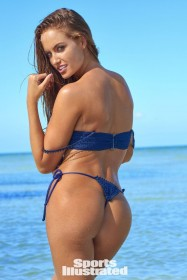 Haley Kalil in bikini sexy ass