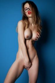 Hot Alexandra Smelova Nude
