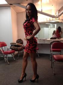 Hot Gail Kim Leaked