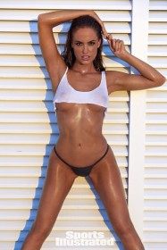 Hot Haley Kalil in bikini