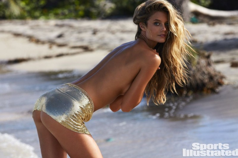 Hot Kate Bock Topless