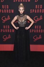 Jennifer Lawrence in sexy dress