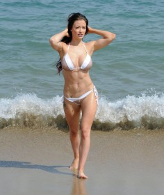 Jess Impiazzi bikini pic