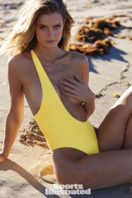 Kate Bock in swimsuit