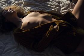 Laurine Matt Boobs Photo