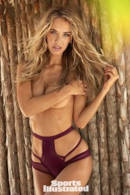 Olivia Jordan Topless