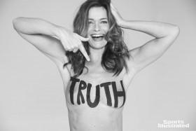 Paulina Porizkova Naked Photoshoot TRUTH
