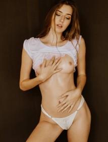 Sexy Briahna Gilbert Photoshoot