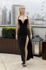 Sexy Jennifer Lawrence Braless
