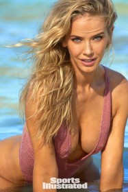 Sexy Olivia Jordan in bikini